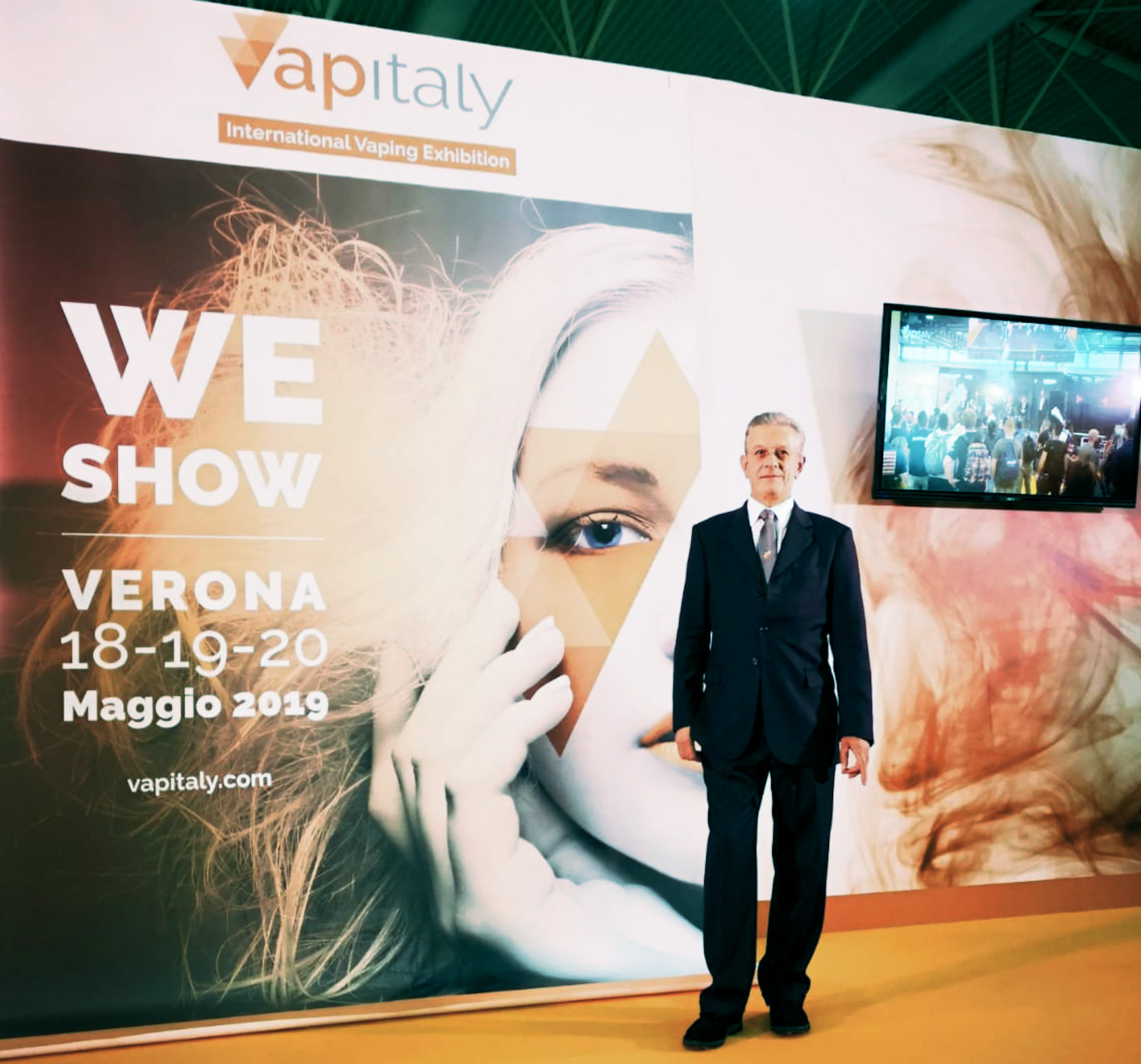 VAPITALYPRO 2018: THE VAPING BUSINESS NEVER STOPS
