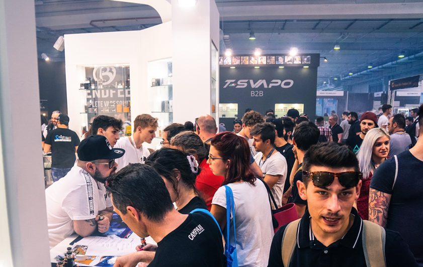 Vapitaly 2019 has already set its first record: 30% new exhibitors and over 100 companies confirmed