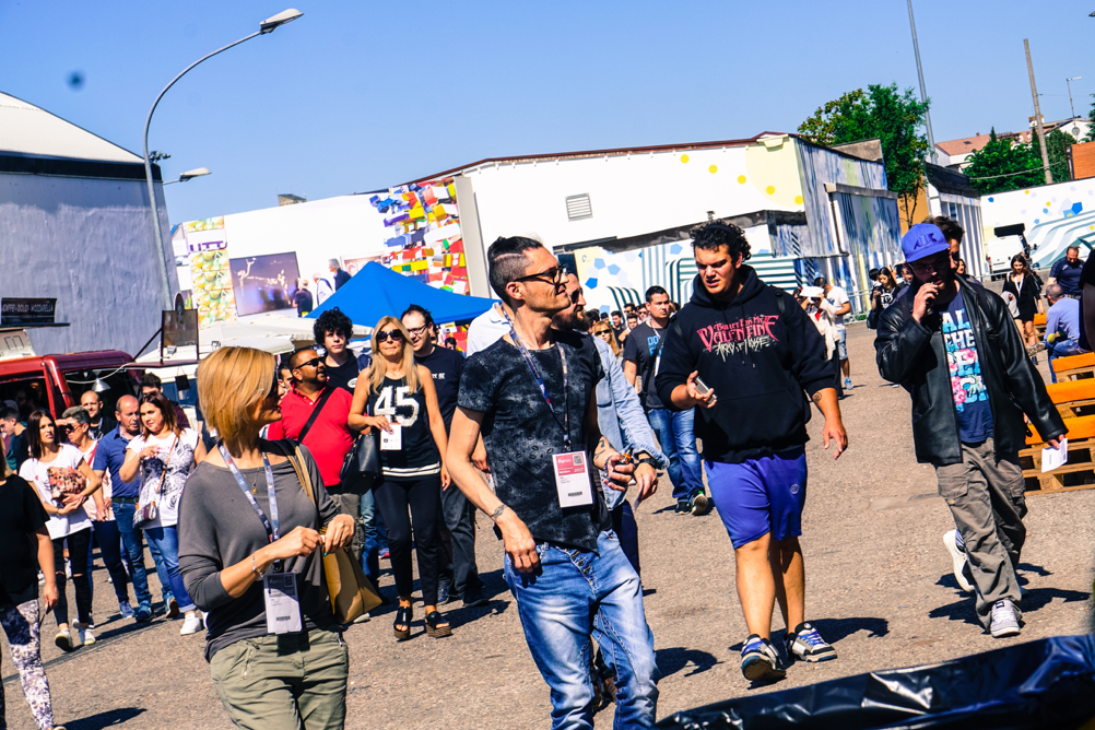 Vapitaly 2019, new San Zeno entrance to the fair