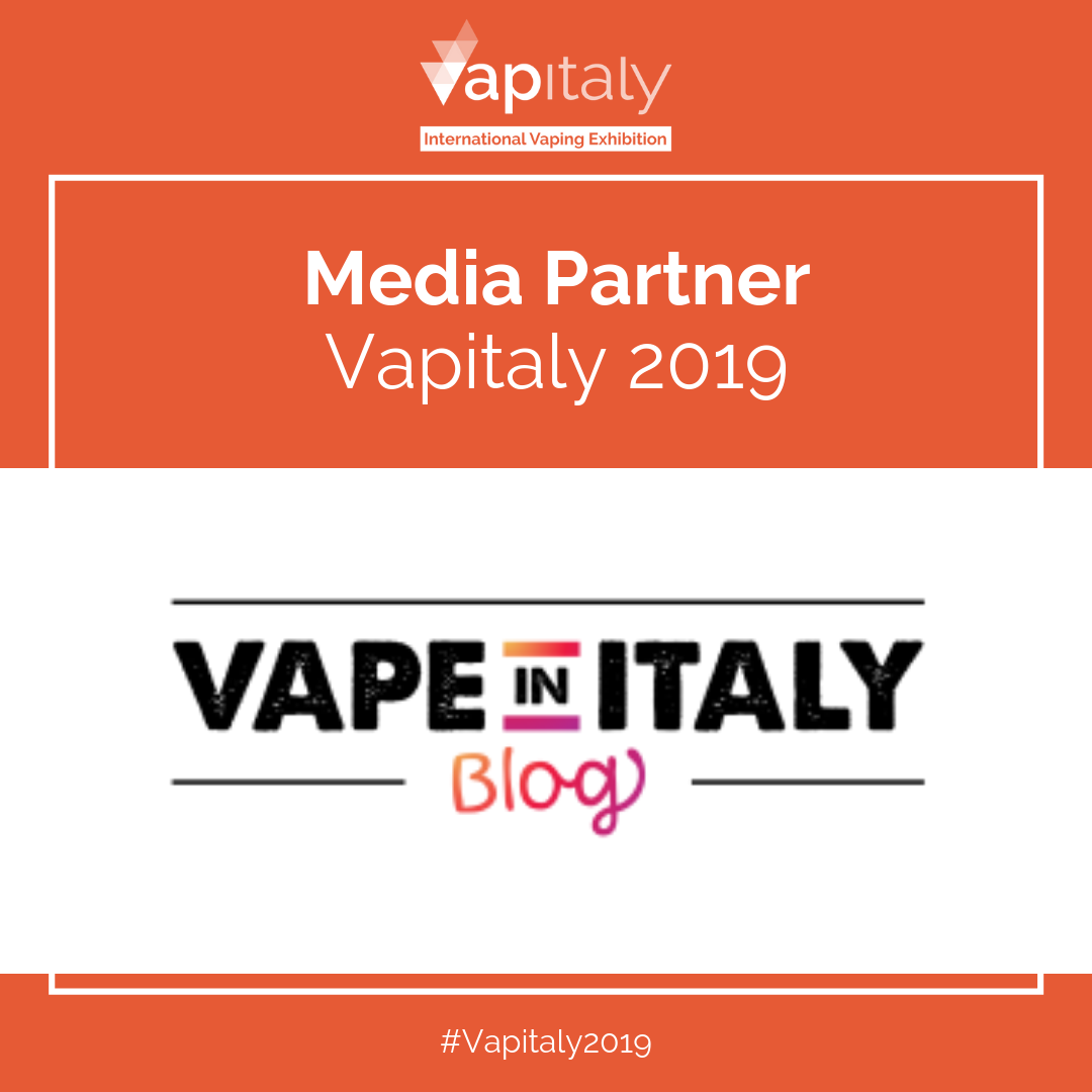 At Vapitaly 2019, Vape in Italy blog spotlight on modders