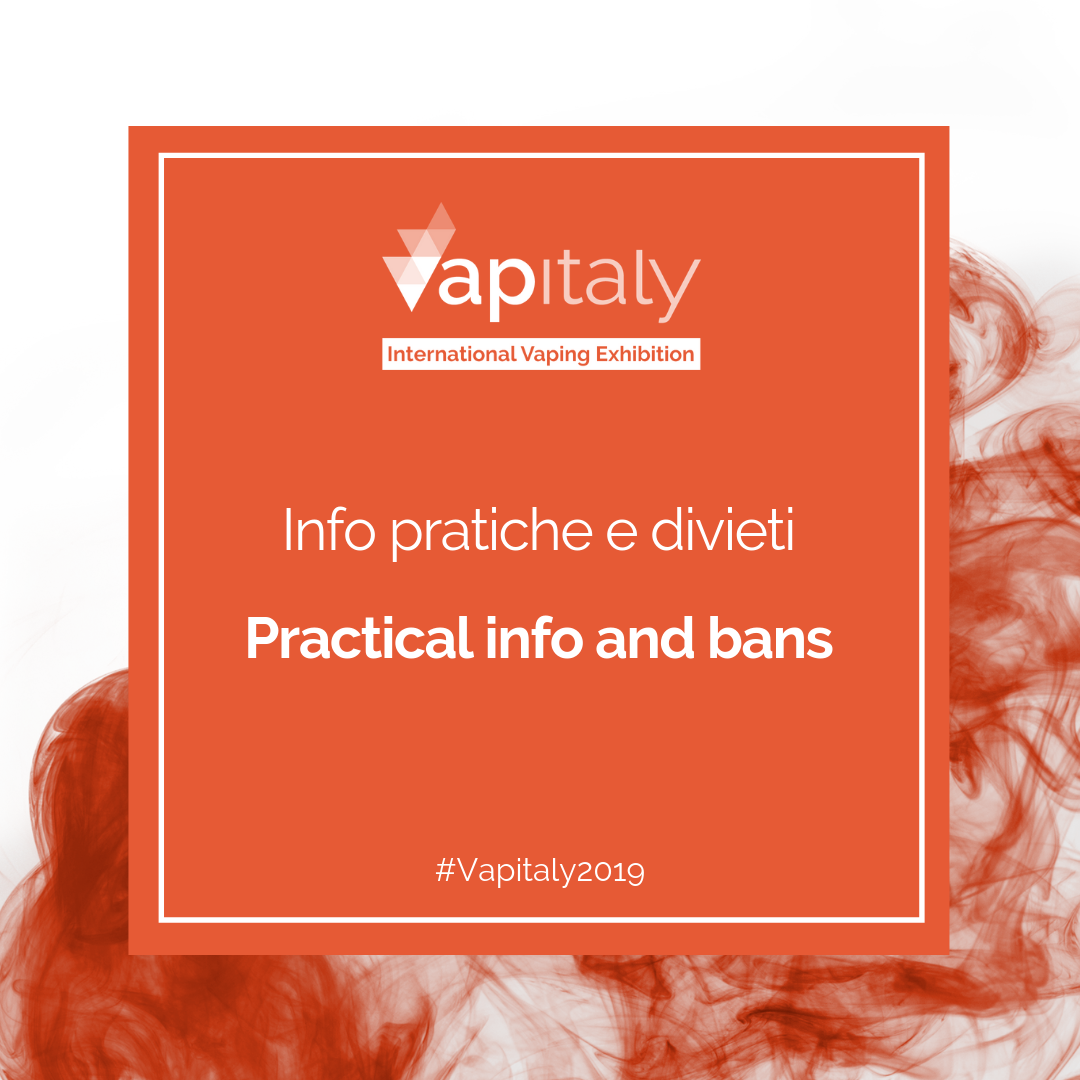 Practical info and bans: everything you need to know to take part in Vapitaly 2019