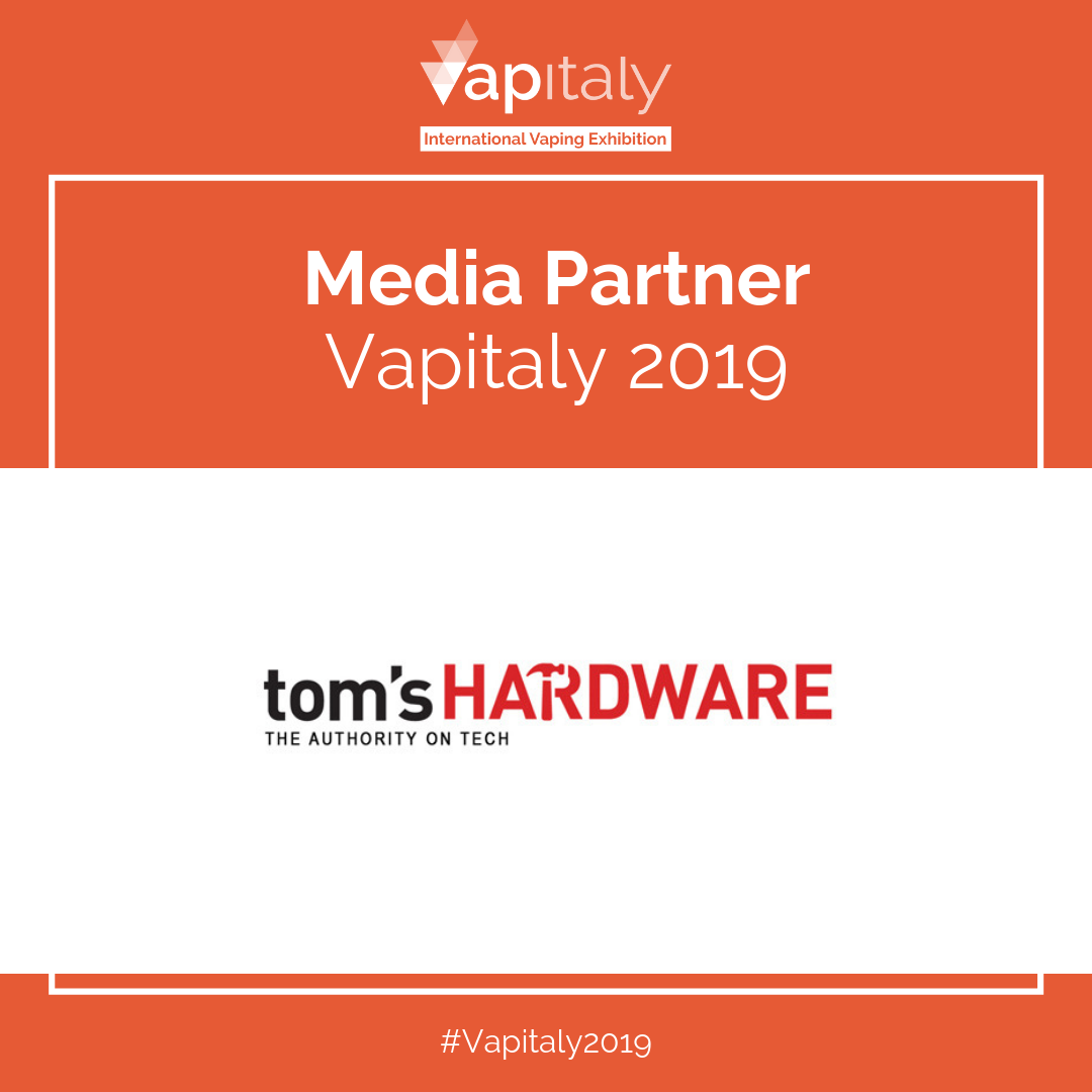 TOM'S HARDWARE, MEDIA PARTNER FOR VAPITALY