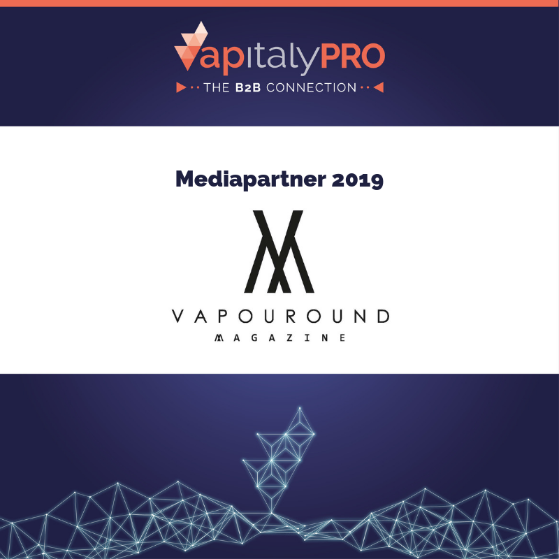 Vapouround Magazine, the British voice of vaping, is a media partner of VapitalyPRO 2019
