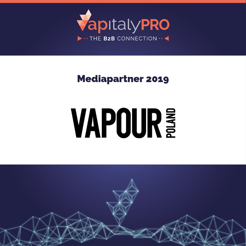 Vapour Poland, the newly launched Polish B2B Vaping publication, will be a media partner of VapitalyPRO 2019