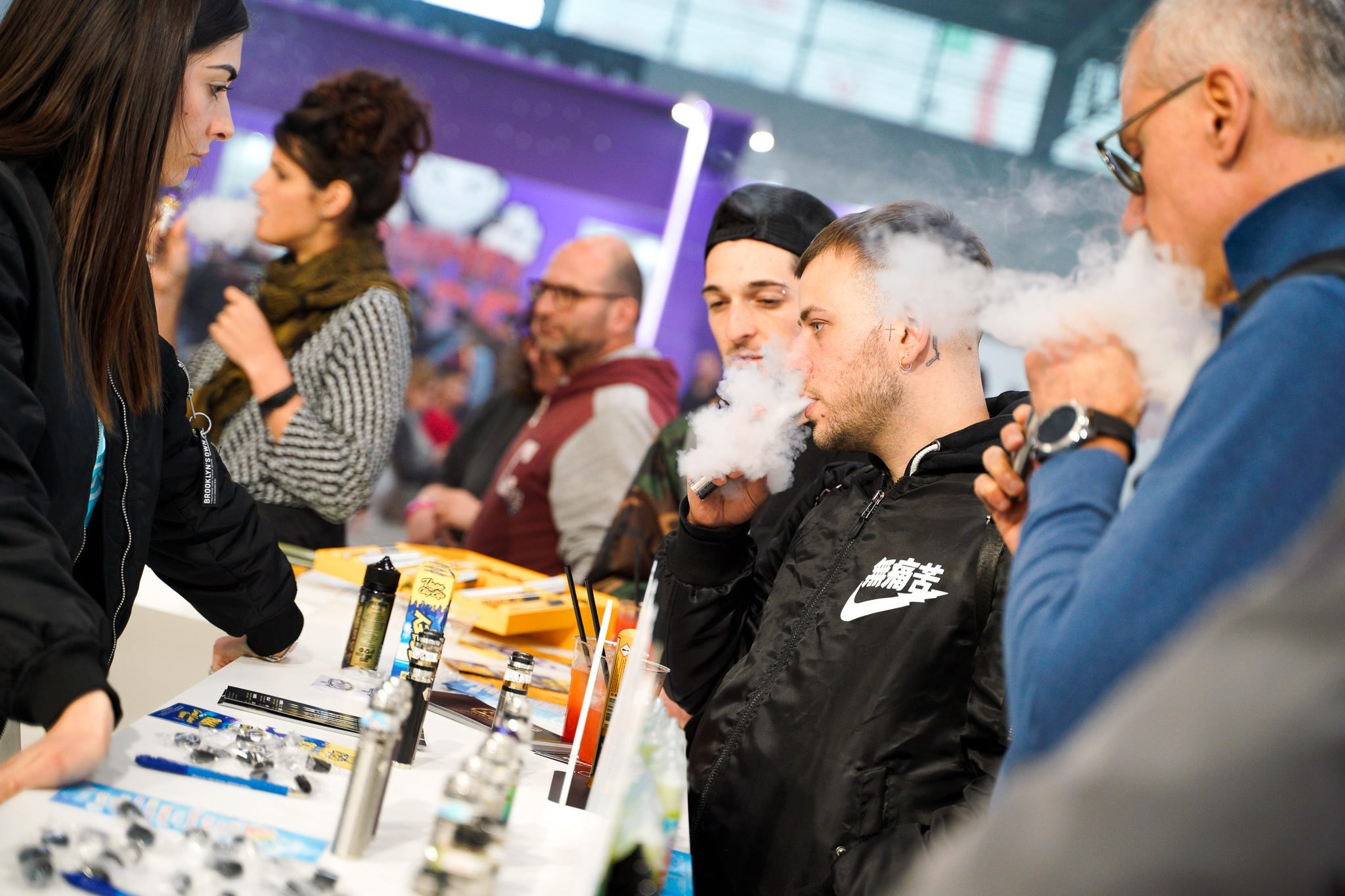 OFFICIAL PRESS RELEASE: At the Fiera Milano Fairgrounds the new edition of the international trade fair devoted to vaping and the electronic cigarette