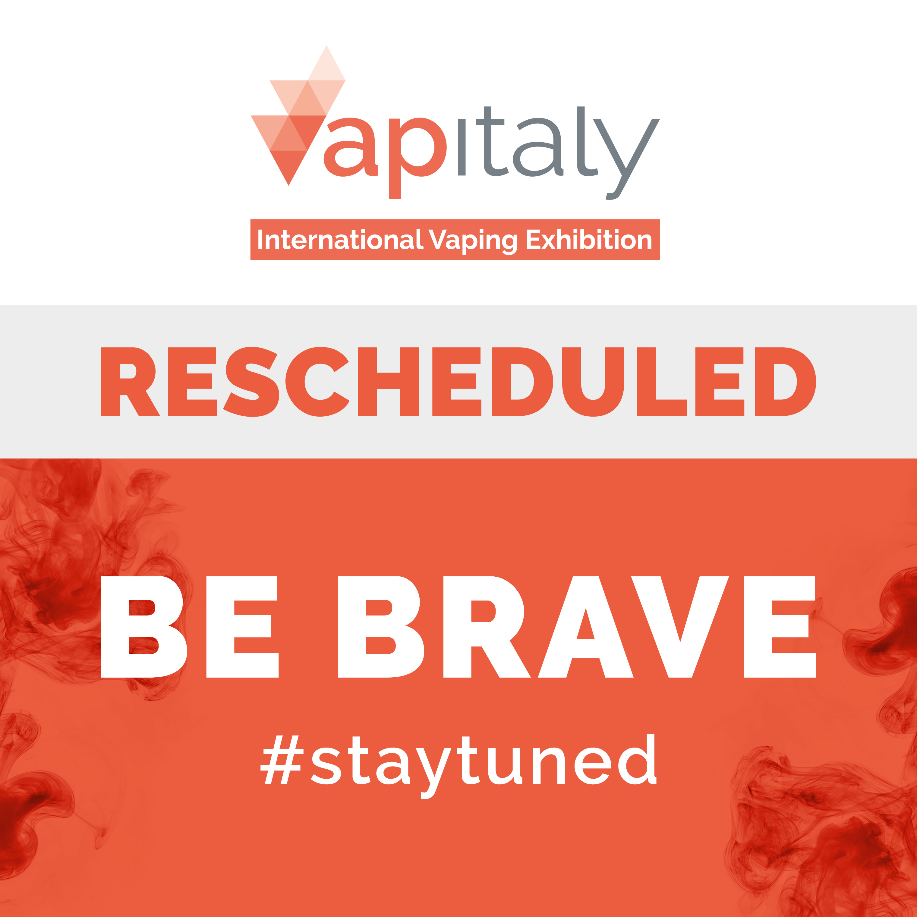 Vapitaly 2020 New dates for the International vaping fair